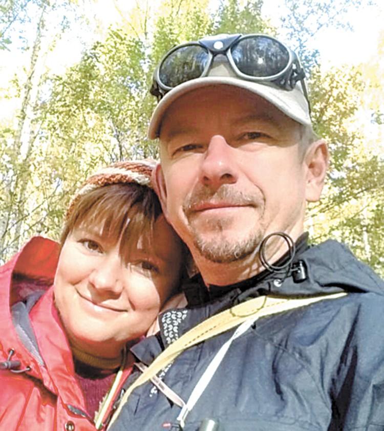 Наталья и Ярослав Сенькины