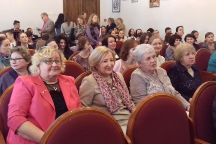 Эти педагоги преподавали у Максима Решетникова. Фото предоставлено гимназией № 17.