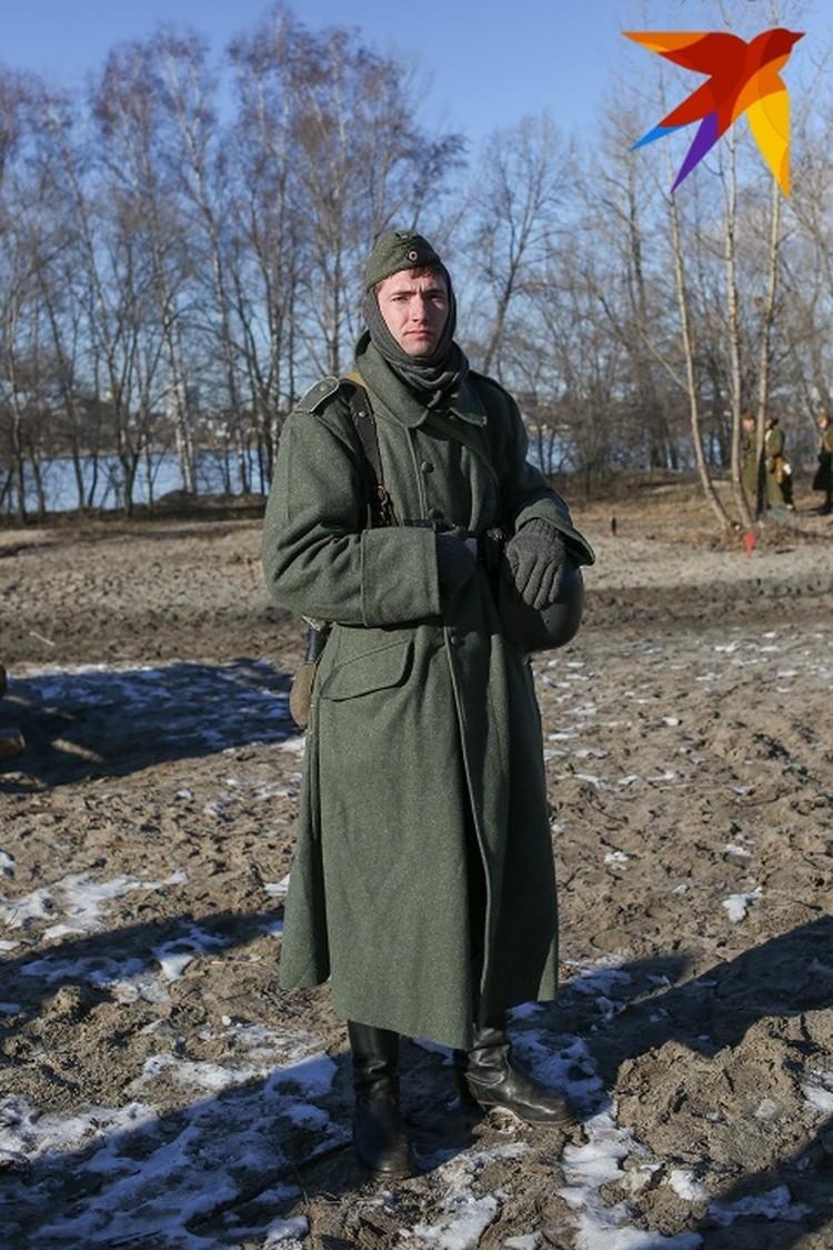 Сергей Студенников.