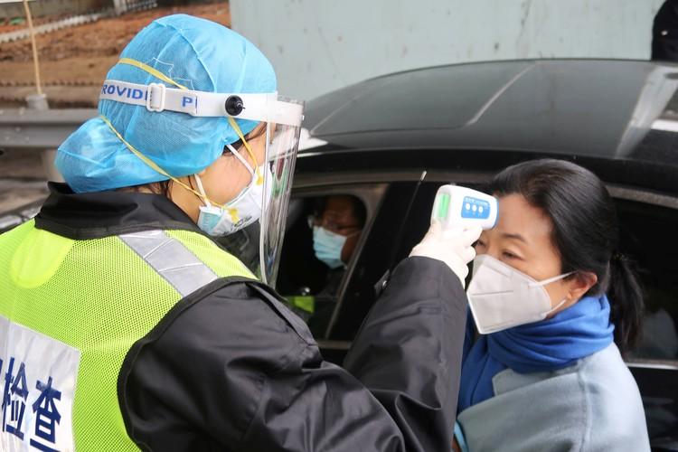 Эпидемиологический контроль в Ухане усилен, но никакой паники среди жителей нет
