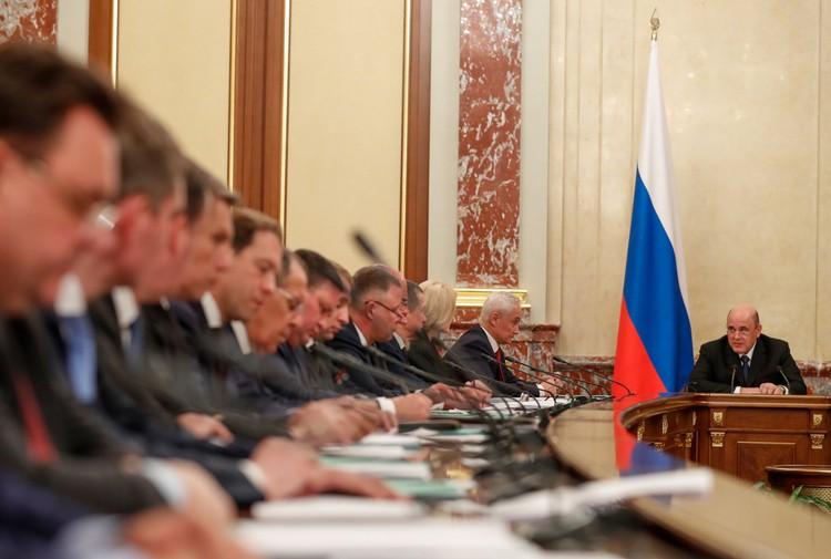 Новое правительство уже начало работать. Ему просто придется включать ускоренный режим. Фото: Екатерина Штукина/ТАСС