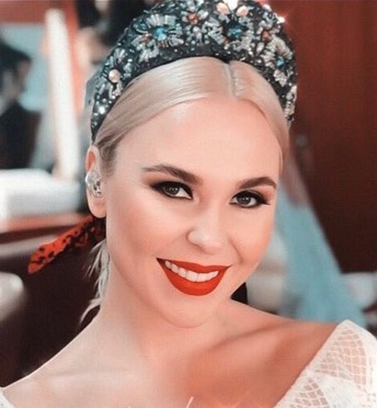 Русская красавица Пелагея. Фото: соцсети.