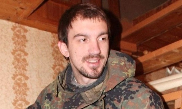 "Руководитель отряда ""Сальвар"" Юрий Василевич."