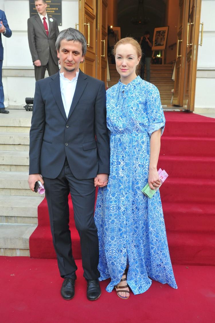Константин и Дарья поженились в 2010 году.