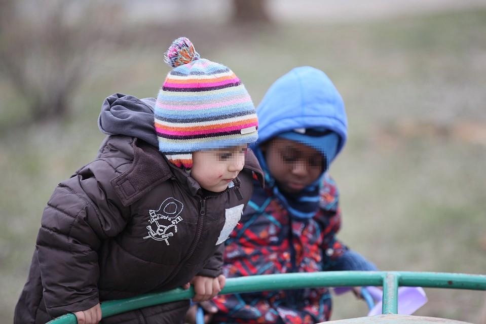 В приюте бывают дети самых разных возрастов Фото из архива Даниловцев, 2014 год