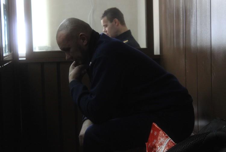 Максим Тутринов был против присутствия на процессе журналистов