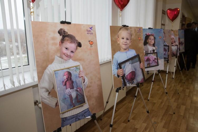 Благотворительный фонд «Право на чудо» при поддержке Фонда президентских грантов запустил проект комплексной поддержки семей с недоношенными детьми «Чудо-дети» Фото из архива фонда «Право на чудо»