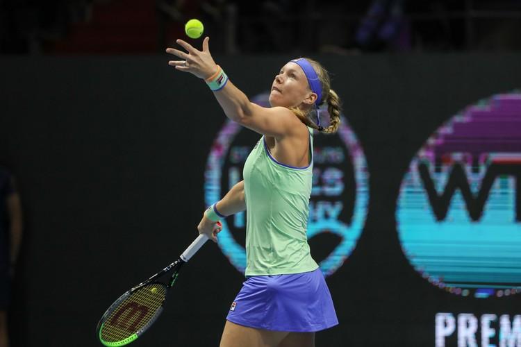 Теннисистка выиграла турнир
