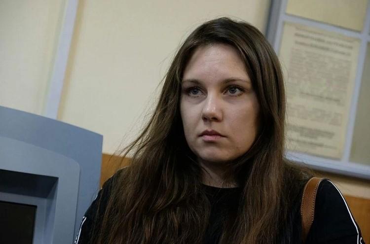 Алла Ильина будет в изоляторе минимум до 19 февраля.