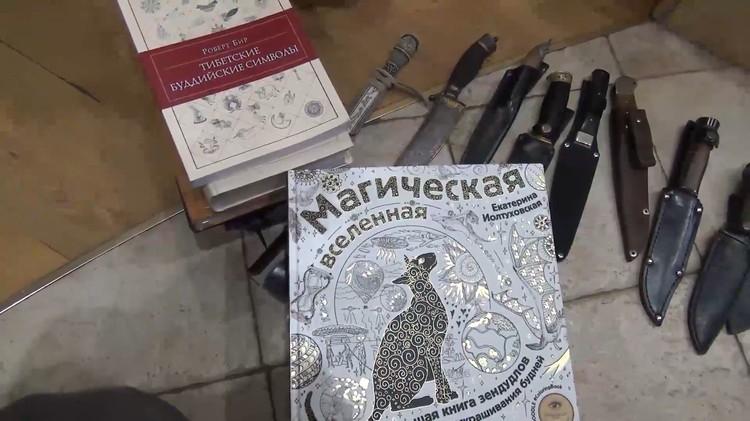 Полицейские задержали организаторов ордена Фото: ГУ МВД по СПб и ЛО