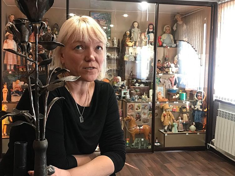 Оксана Токмакова