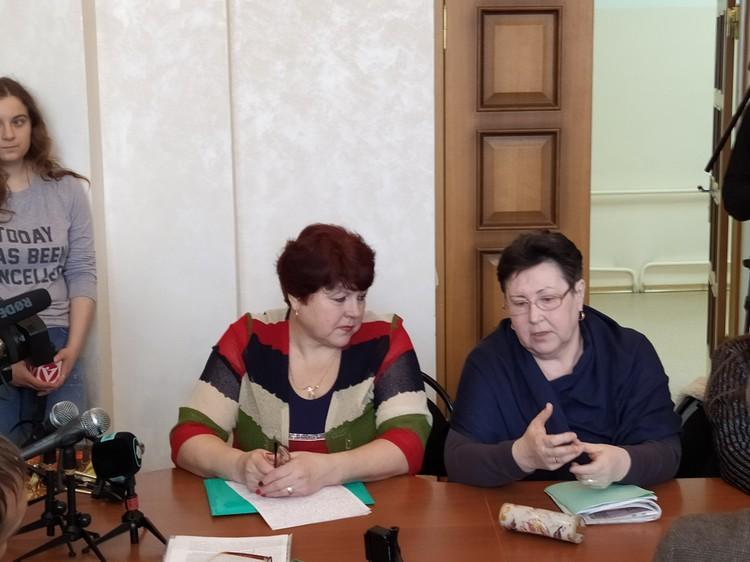 Вера Райкова и ее старшая сестра Ирина Борина о своем кровном родстве узнали только несколько месяцев назад