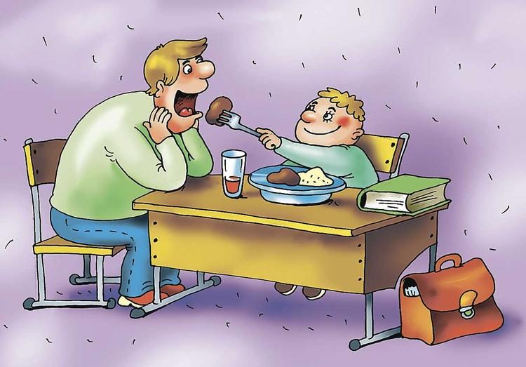 Вопрос дня: А что бы вы сегодня съели из школьных обедов вашего детства?