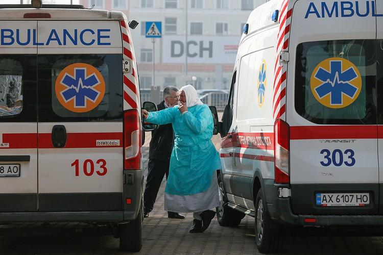 Эвакуированных не хотели принимать ни в Харькове, ни во Львове