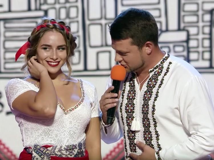 Василий Гуменюк до перехода на государственную службу работал комиком в известном украинском юмористическом телешоу