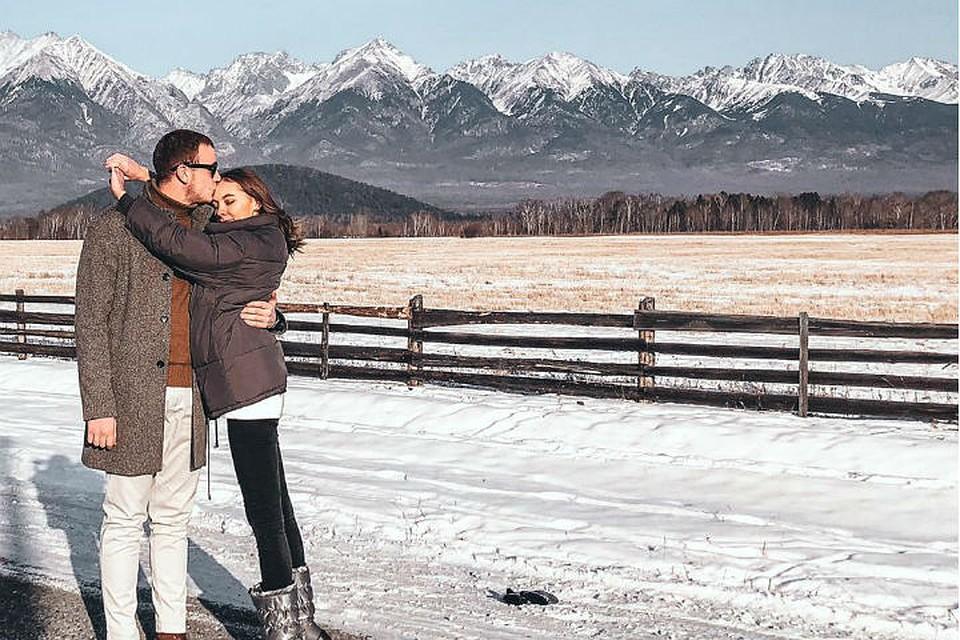 Двойката са заедно от пет години.  Снимка: Instagram акаунт _sun_anna_.