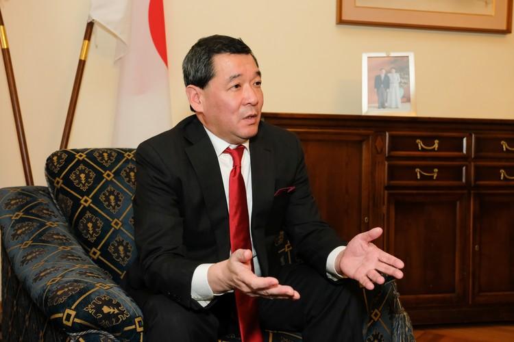 По словам Генконсула, каждый год в Петербурге становится все больше японских туристов.