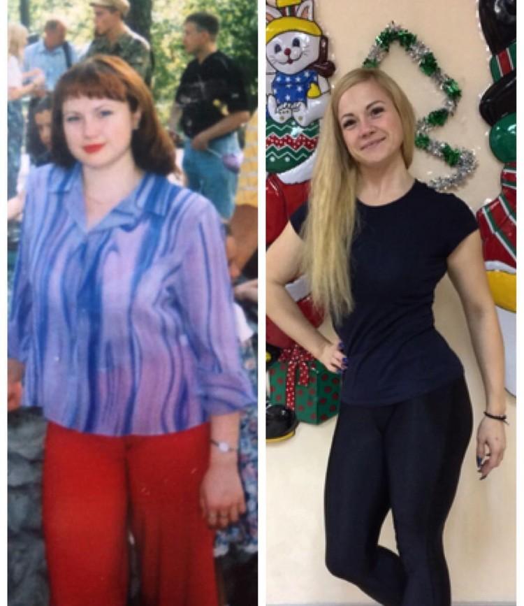 Татьяна смогла воплотить свою мечту - похудеть. Фото: nstagram.com/tatianaarchekova