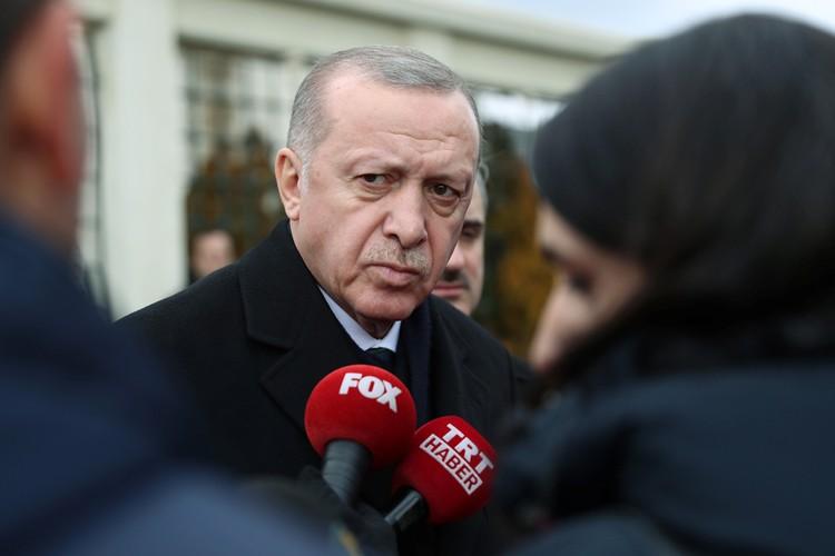 Эрдоган готов к военной операции в этом районе