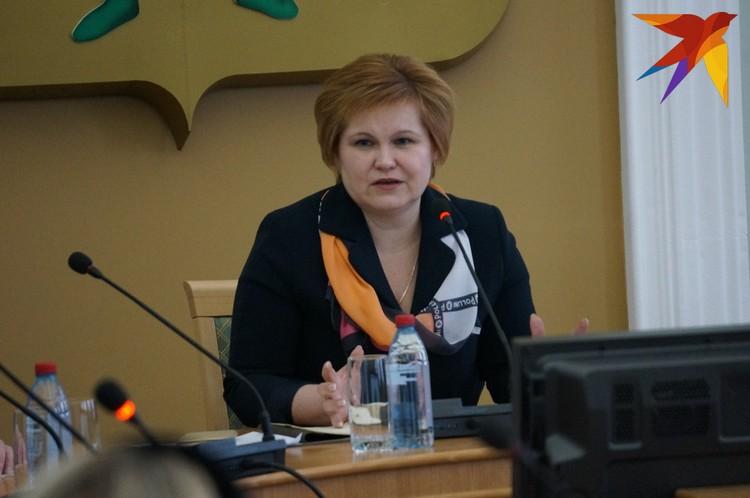 Елена Сорокина впервые публично заявила, что участок в Лесопарке для строительства школы больше не рассматривается.