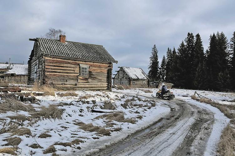 Деревенька Руга - в ней снимали фильм «Холодное лето 53-го».