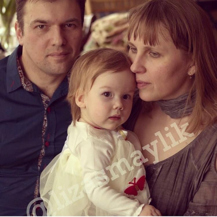 Семья Лизы Краюхиной. Фото: Instagram