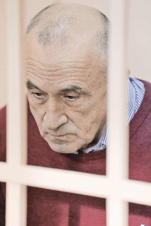 Бывший глава Удмуртии Александр Соловьев - под домашним арестом по состоянию здоровья. Фото: ТАСС