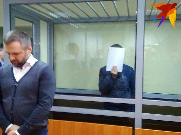 Изначально Волжский районный суд отправил Евгения под арест