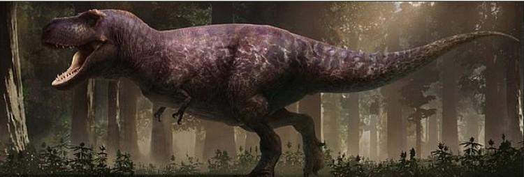 Тираннозавр: последняя версия.