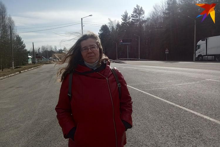 """Корреспондент """"Комсомолки"""" прогулялась в Россию пешком, метров на 500 вглубь страны. Никто не остановил."""