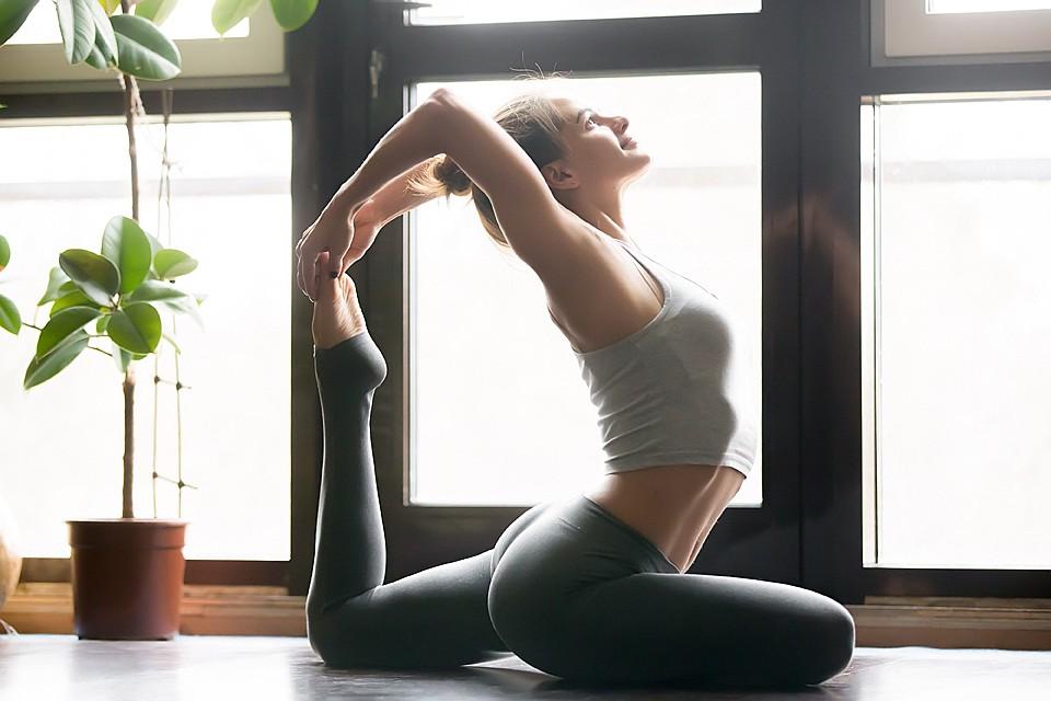 При любых обстоятельствах надо быть физически активным Фото: Shutterstock