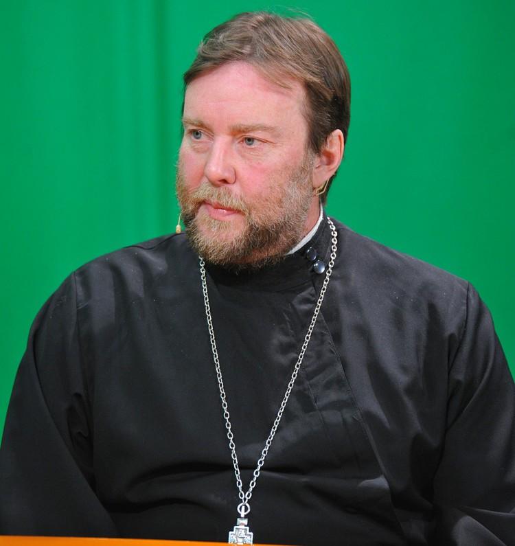 Священник, кандидат биологических наук Владимир Духович