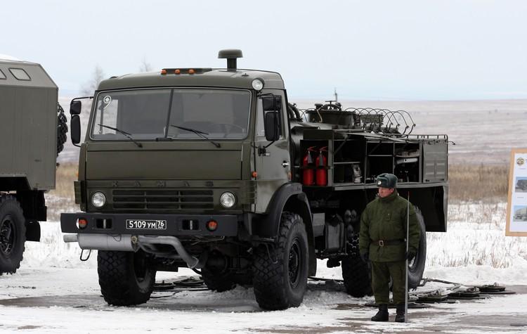 Авторазливочная станция АРС-14 КМ.