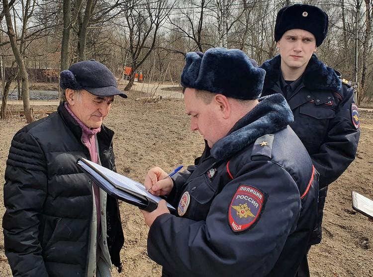 За просвещение пожилых москвичей в МВД взялись сразу после указа мэра столицы Сергея Собянина от 23 марта.