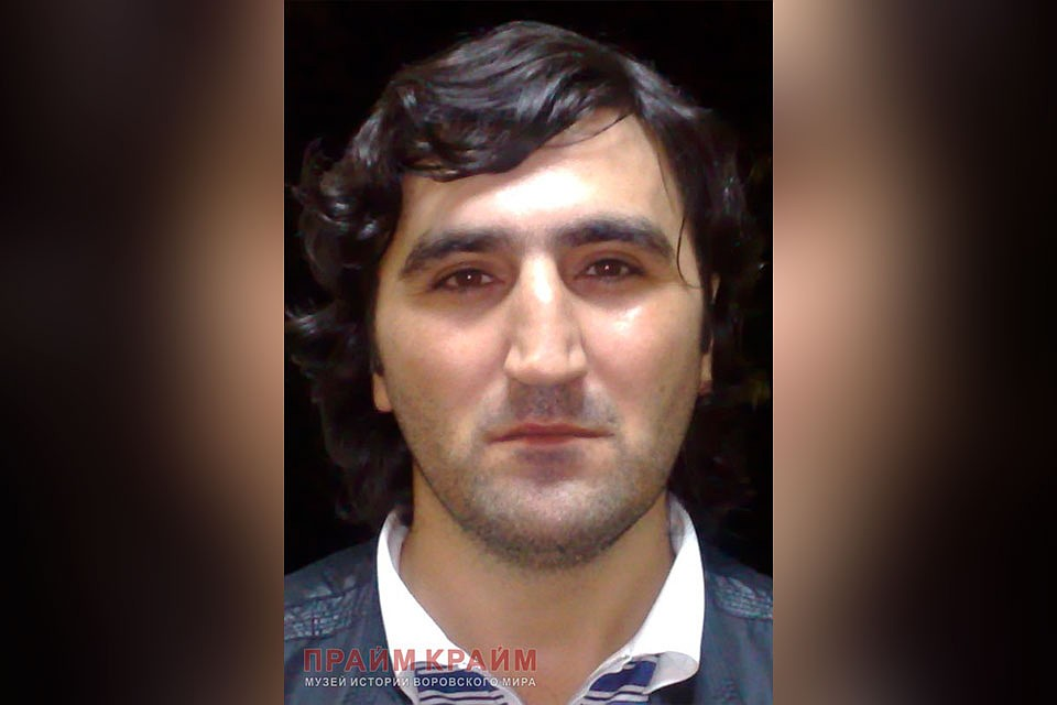 Реваз Кахмазов. Фото предоставлено ИА