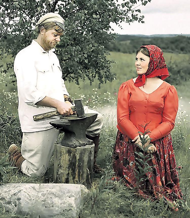 «А еще скажу вам, разлюбезная Катерина Матвевна…». Фото: Кадр из фильма