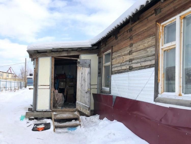 В этом доме все случилось. Фото: СК РФ.