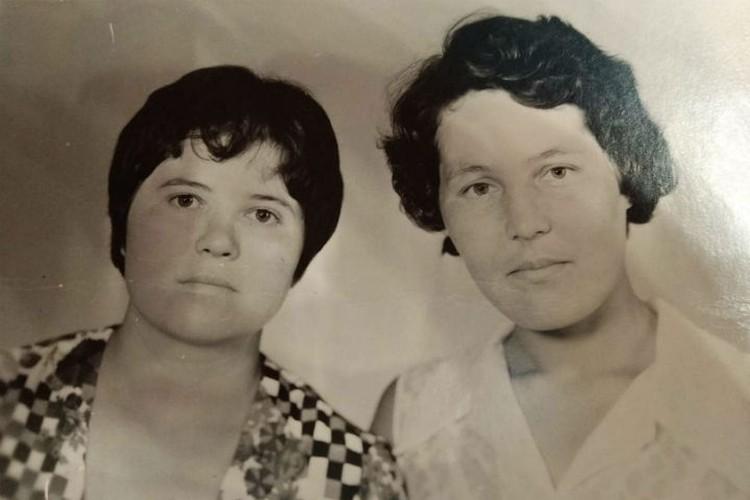 Нина (слева) с молодости удивлялась, почему так непохожа на сестер. Фото: личный архив.