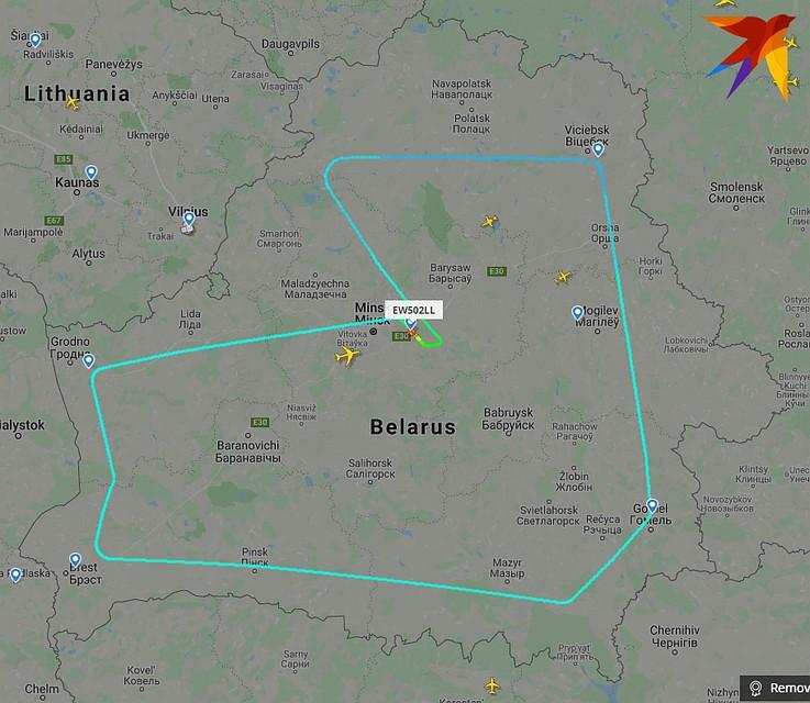 Вслед за Стасом Михайловым на частном VIP-самолете полетал и ...