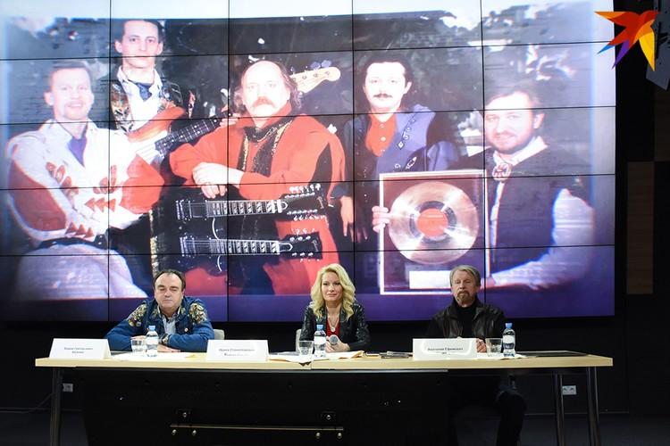 """Музыка """"Песняров"""" не выходила на виниле более 30 лет, а в свое время """"Песняры"""" становились обладателями золотого диска по итогам продаж пластинок в СССР."""