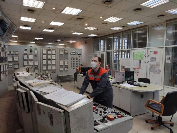 Алексей Данилюк, машинист турбин Самарской ТЭЦ
