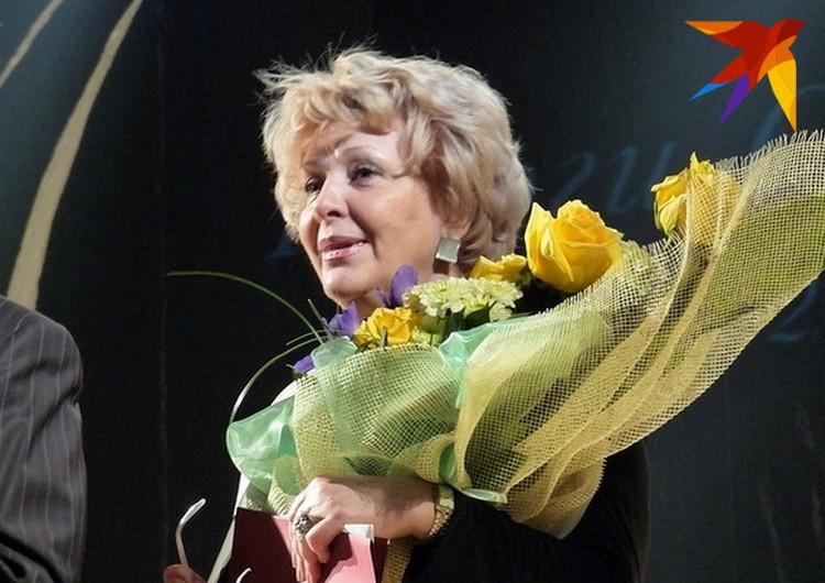 Людмила Кравцова.