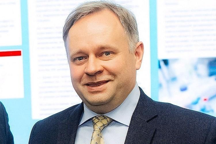 Вирусолог Александр Лукашев.