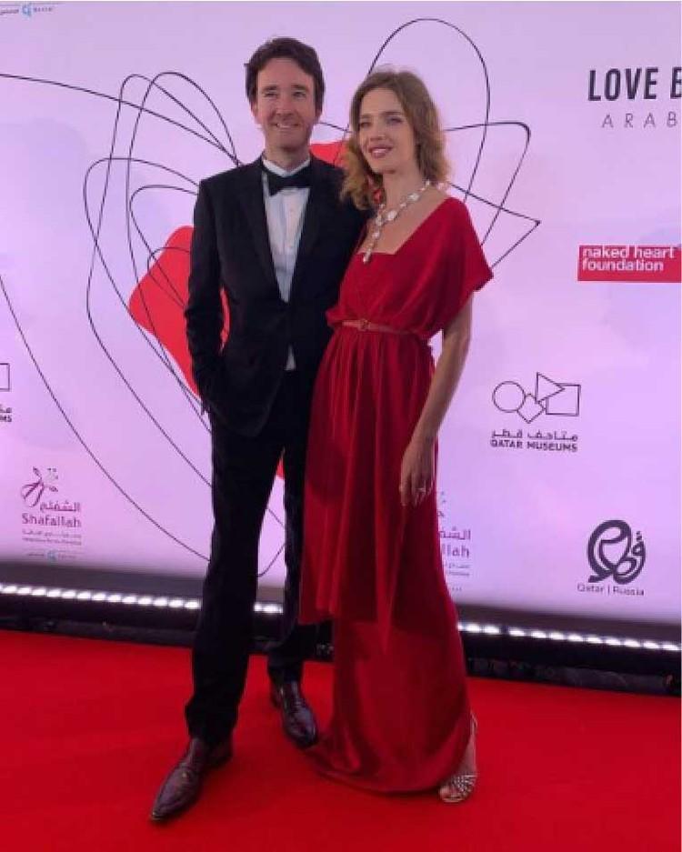 Наталья Водянова готовится к свадьбе с Антуаном Арно.