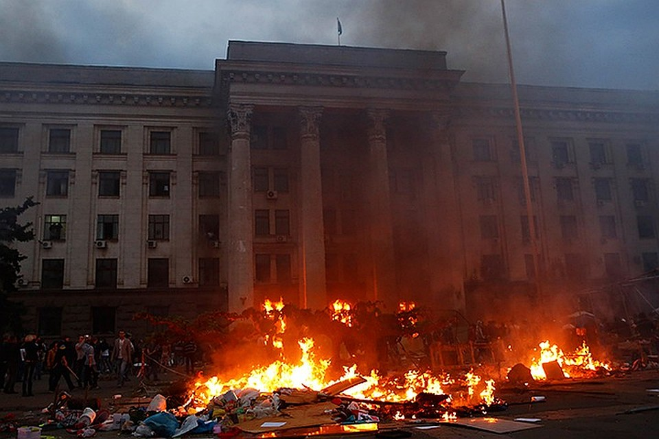 Майданная публика очень боялась, что Украина потеряет Одессу Фото: REUTERS