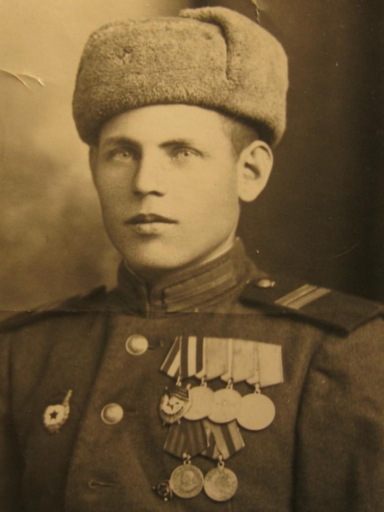 Василий Савичев. Фото: Краеведческий музей Тярлево