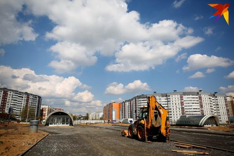 Под улицей Жуковского будут находиться оборотные тупики.