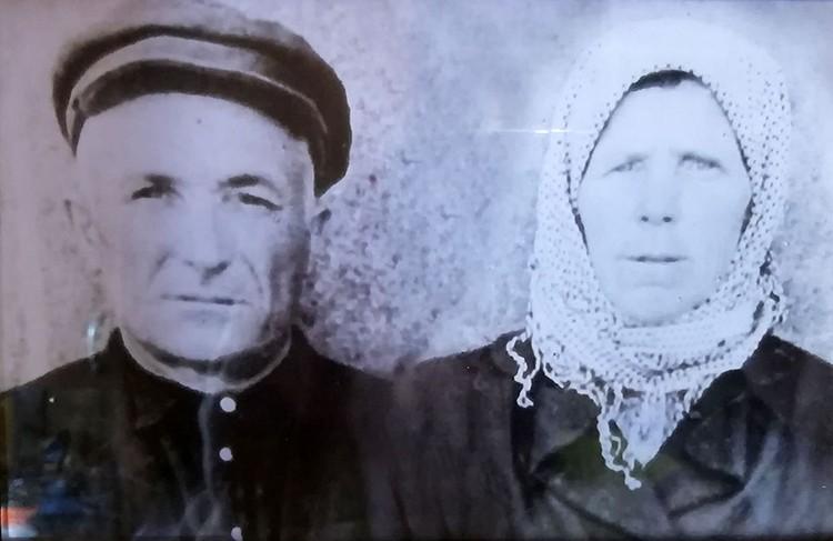 Егор Чистяков с женой