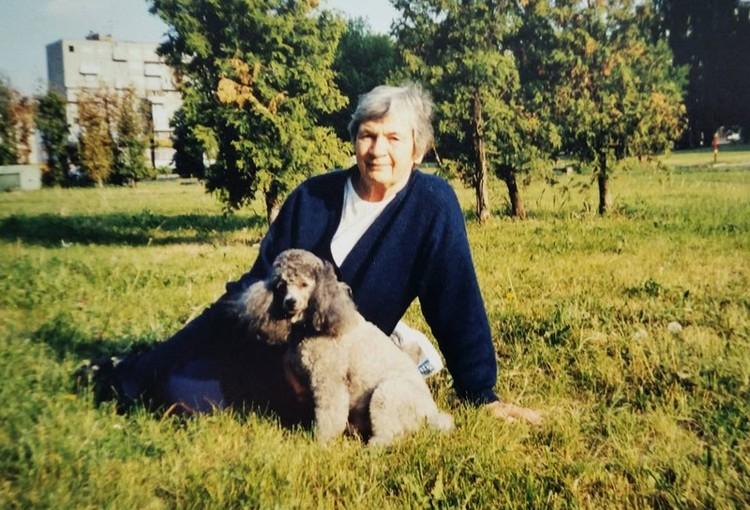 Ираида Павловна оставила записи воспоминаний о войне для своих близких. Фото: личный архив.