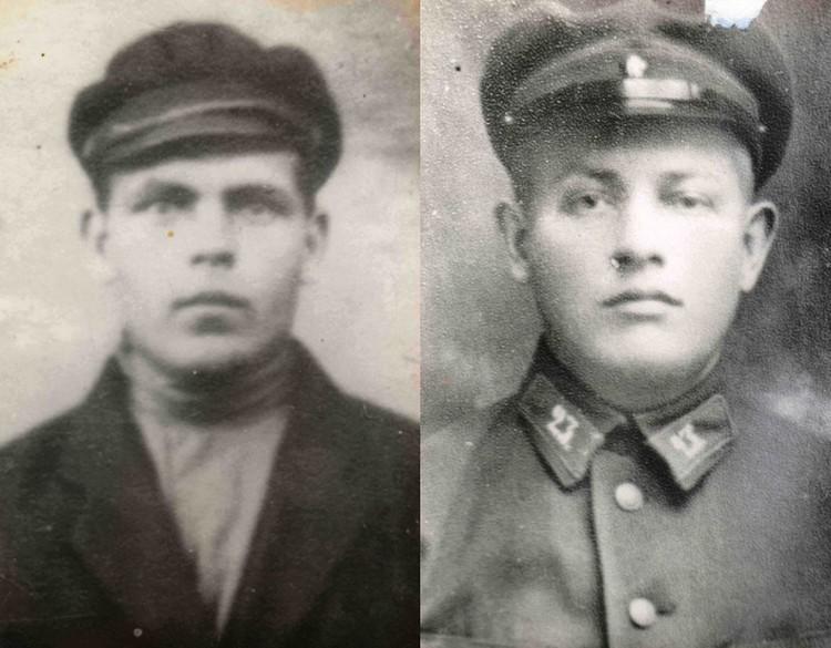 Александр и Василий Логачевы. Фото: архив семьи Логачевых